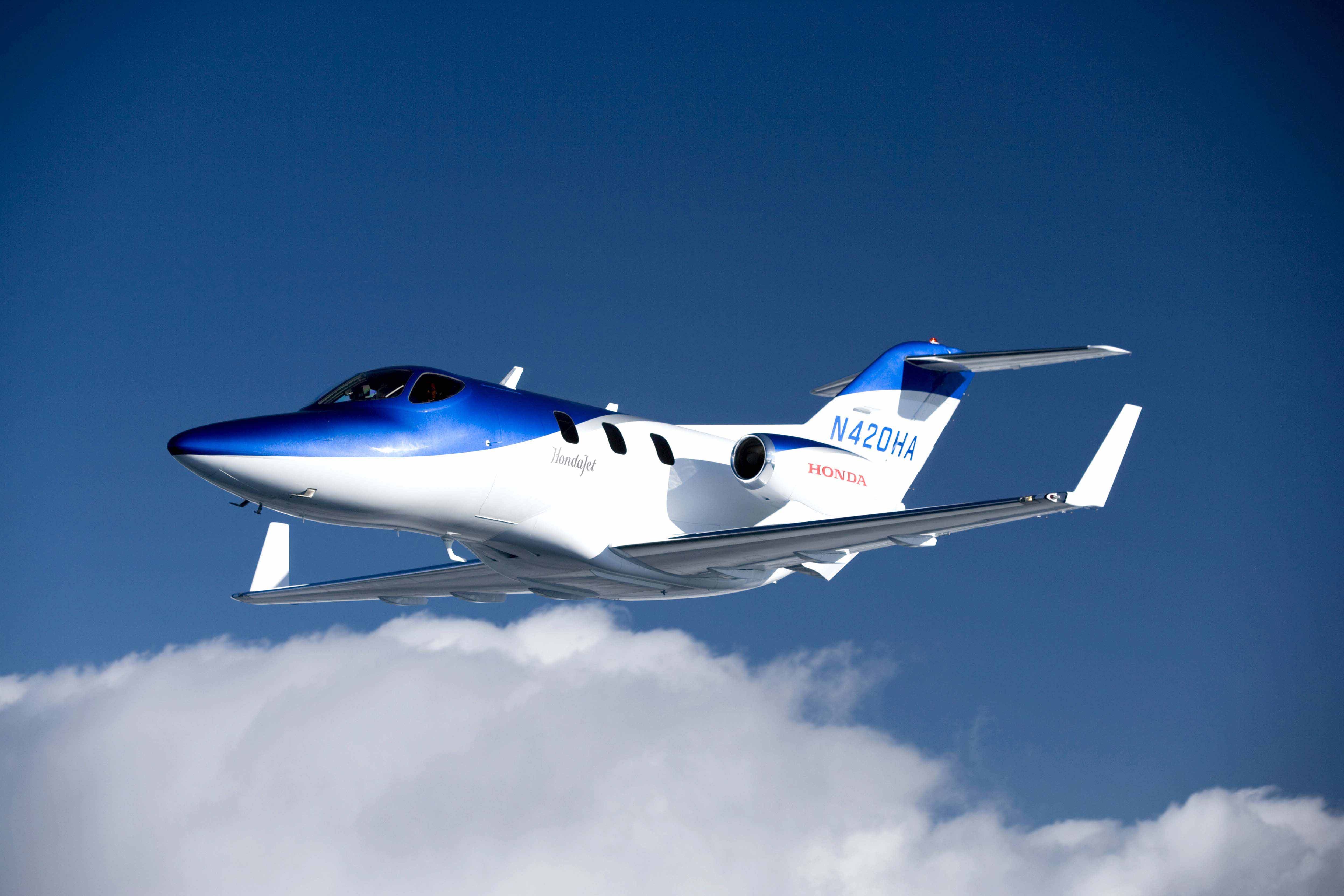 Extreme engineering the new honda jet for How much is a honda jet