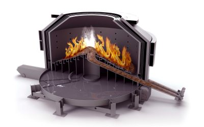 Biograte combustion technology