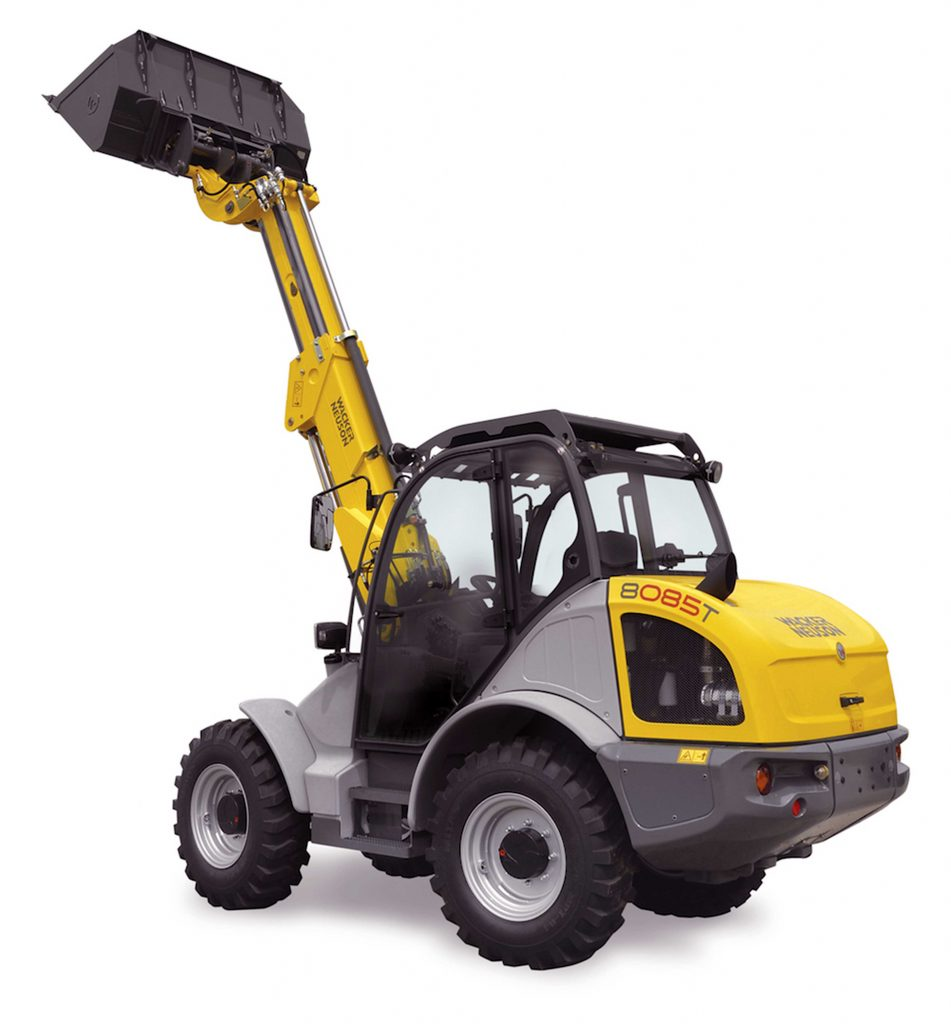 2-Wacker-Neuson_8085T_telescopic-wheel-loader