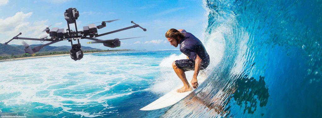 JANUS 360 By DRONE VOLT