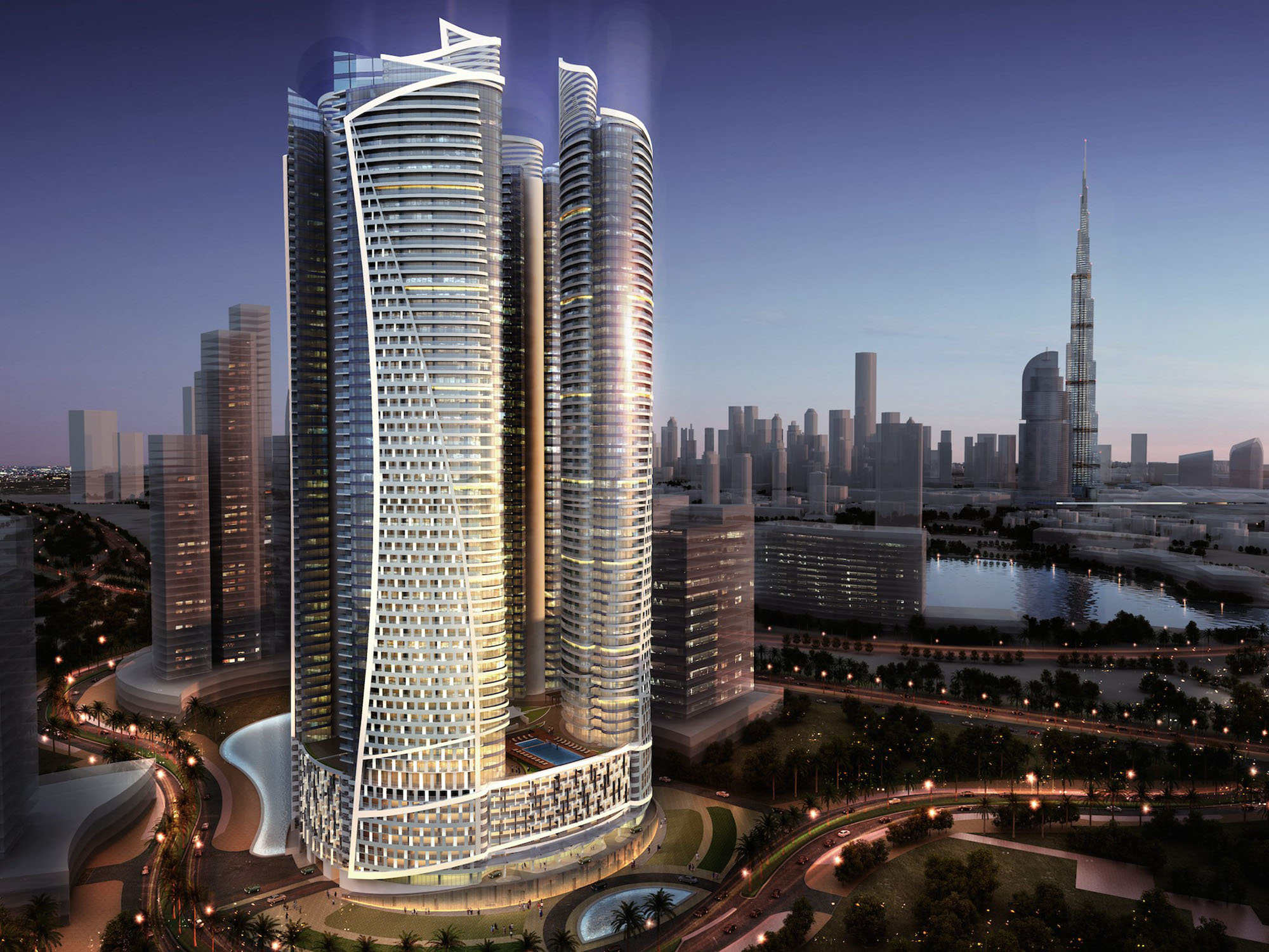 541 PROJECTS AND 158,950 ROOMS IN MIDDLE EAST HOTEL